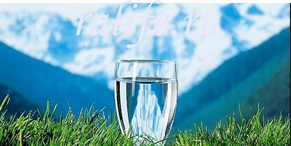 pit chistuy vodu