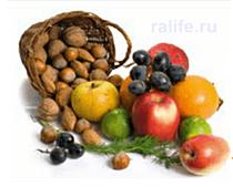 меняем рацион питания