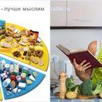Правильное питание — залог хорошего самочувствия