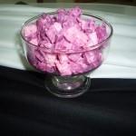 Красивый и простой домашний салат