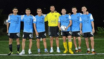 русский футбол на Пхукете фото
