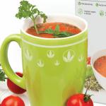 Готовим томатный суп с базиликом по новому рецепту