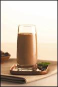 коктейль Клубничный шоколад