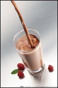 протеиновый коктейль Клубника в шоколаде