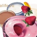Сбалансированное питание в одном стакане