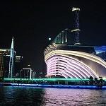 Ночной Гуанчжоу