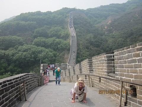фотографии китайской стены