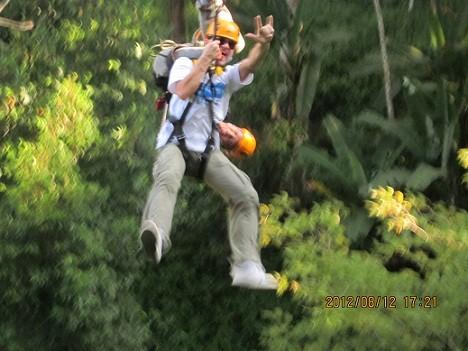 Летающий Хануман на Пхукете