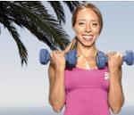 Простые упражнения для подтяжки рук