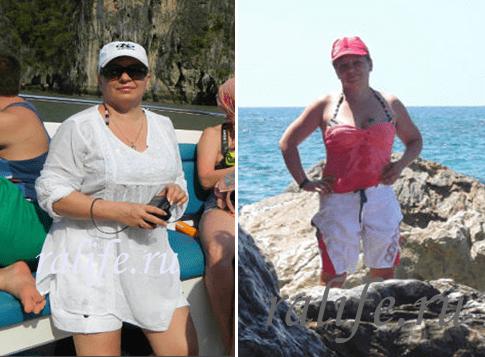 история снижения веса в Тобольске