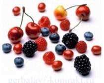Сколько сахара во фруктах