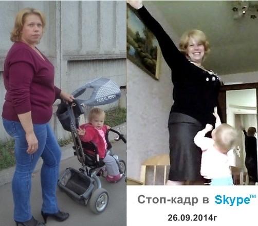 история снижения веса с Гербалайф в Иваново