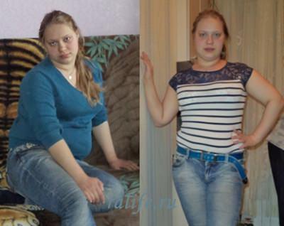 история снижения веса с Гербал в Иваново