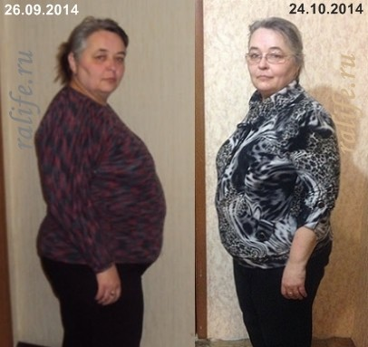 снижение веса с Гербал в Красноярске