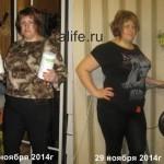 История снижения веса с Гербалайф в Ульяновске — «Термоджетикс будит во мне энергию!»