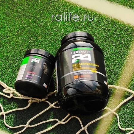 спортивные напитки Herbal