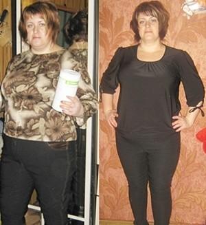 гербалайф фото похудевших