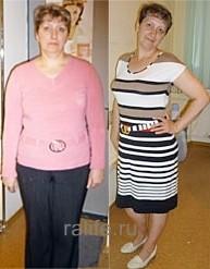результаты снижения веса в Магнитогорске