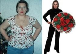 Результаты похудения на правильном питании в Киеве