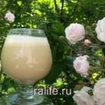 «Утренний поцелуй» — сладенький рецепт коктейля