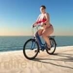 На сколько кг можно похудеть, катаясь на велосипеде?