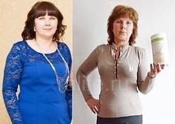 история снижения веса светланы леденевой