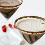 Два рецепта шоколадного коктейля для вас