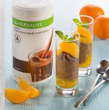 диетические рецепты для похудения от гербалайф
