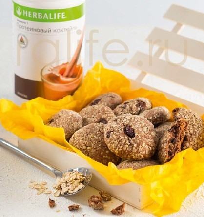 домашнее диетическое печенье