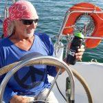 Отдых в Находке — это море, яхта, паруса, солнце и красивые сопки в сочной зелени!
