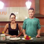 Треска, запеченная с овощами — видео рецепт