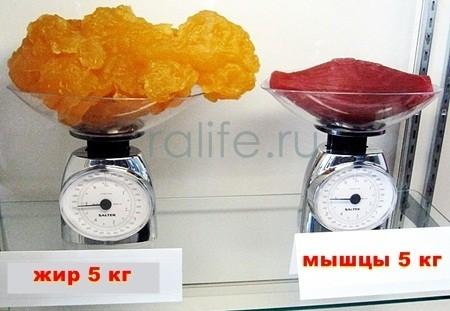 вес не уходит