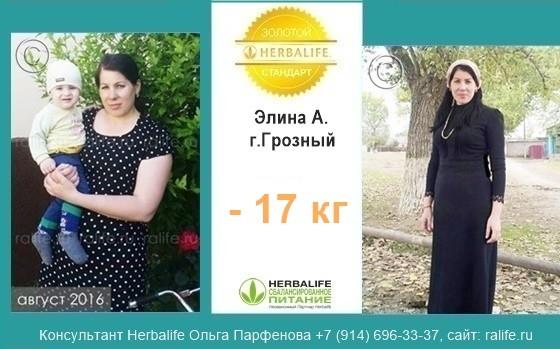 похудеть на 17 кг дома