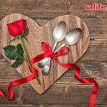 Романтический полезный ужин для ваших любимых