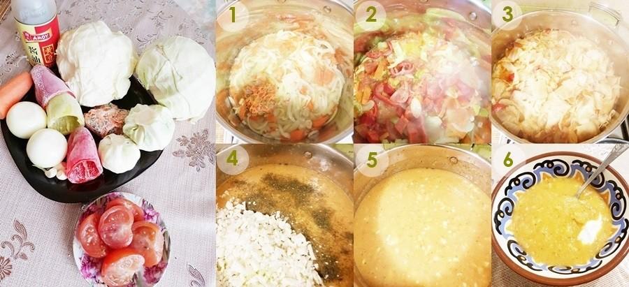 Простые блюда на обед в пост для снижения веса