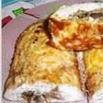 Рулеты из куриных грудок в фольге в меню для обедов