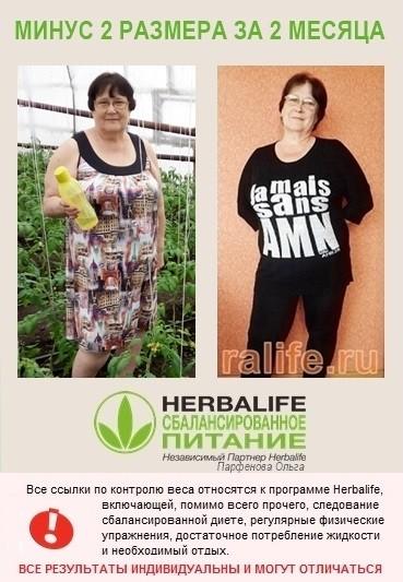 продукты для сбалансированного питания и похудения
