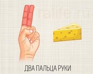 сыр порция