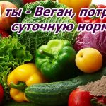 Белок в питании для вегетарианцев