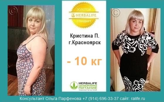 Отзывы о сбалансированном питании и результаты коррекции веса