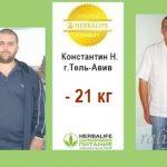 Как похудеть мужчине — три результата с фото