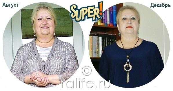 история похудения в Кодинске