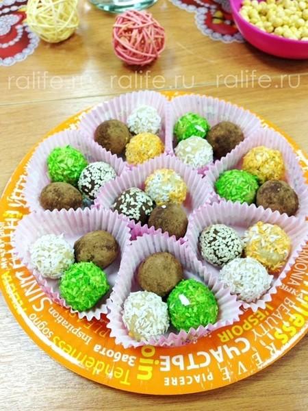 конфеты гербал