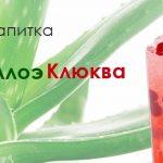 Рецепты напитка Гербал Алоэ Клюква для наслаждения