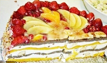 торт Гербал рецепт