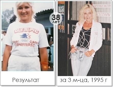 Независимый Партнер Гербалайф Парфенова Ольга, результат похудения