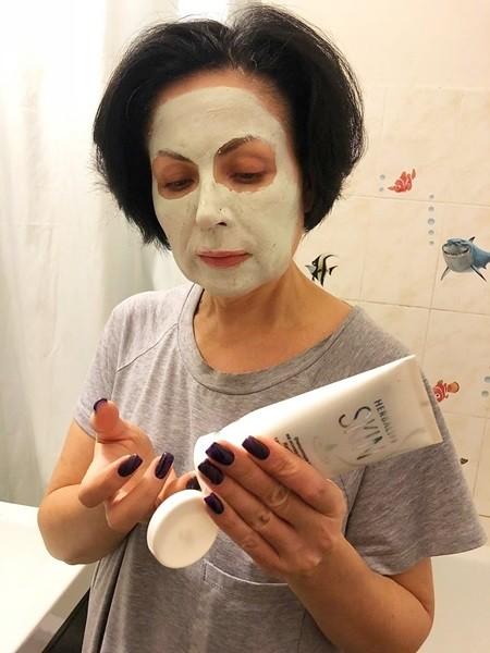 отзывы о маске для лица herbal