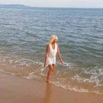 Пляжи Приморья. Отдых в Ливадии в сентябре