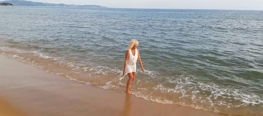 пляжи Приморья, отдых в Ливадии в сентябре