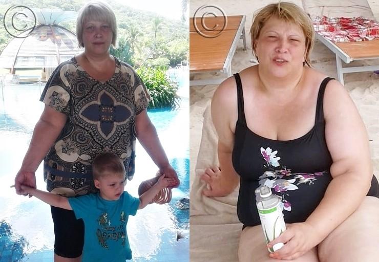результаты похудения с Гербал в Чите
